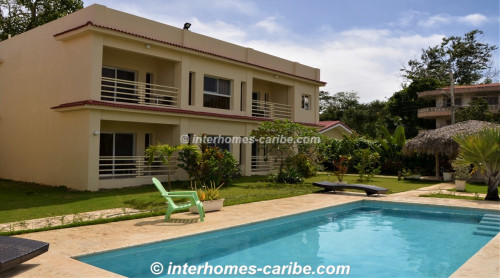 thumbnail for SOSUA: HOUSE WITH 4 APARTMENTS FOR GOOD RENTAL INCOME