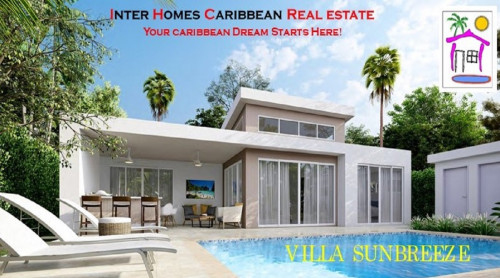 thumbnail for PRE-SALE: VILLA SUNBREEZE- Bright, smart tropical spaces