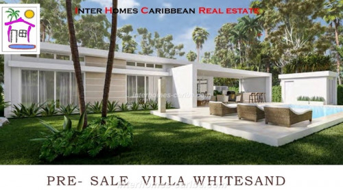 thumbnail for PRE-SALE: VILLA WHITESAND- A True Tropical Dream Home