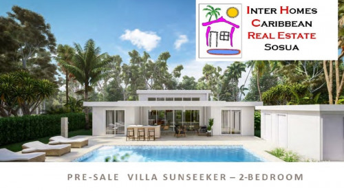 thumbnail for PRE-SALE: VILLA SUNSEEKER - 2-bed – for versatile Caribbean Life!