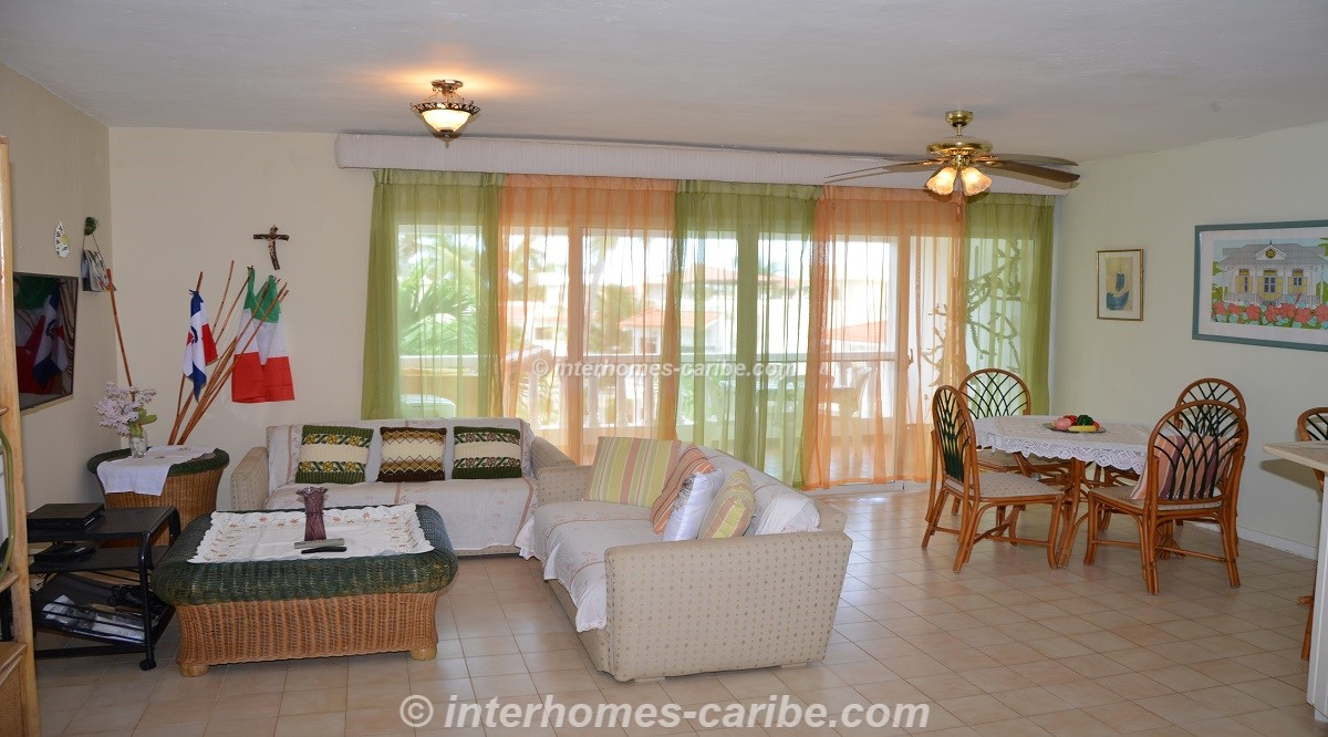 thumbnail for SOSUA: RENTAL ONE BEDROOM APARTMENT ERMINIA